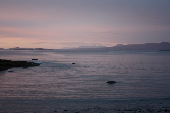 Summer Isles, Lochinver Hills & Suilven